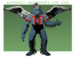 Flying Monkey Costume The Wizard Of Oz Flying Monkey Mugshot By Jerome K Moore On