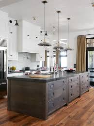 cottage kitchen island salvaged wood kitchen island with stacked drawers cottage kitchen