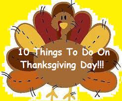 10 things to do all season stuff i thanksgiving