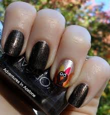62 best thanksgiving nails images on pinterest holiday nails