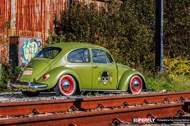 volkswagen yellow car vehicle retro vw beetle superfly autos part 3
