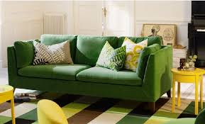 Ikea Stockholm Sofa Review We U0027re In The Emerald City Ikea Share Space