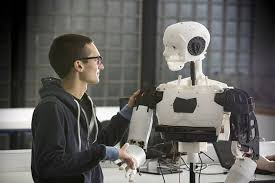 a recent study shows humans prefer interacting with robots who