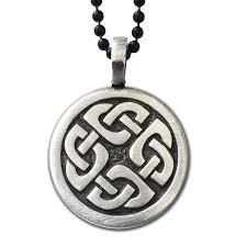 necklace pendant knots images Celtic knot works celtic knot necklace shield knot pendant jpg