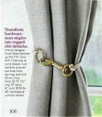 Rope Tiebacks For Curtains Curtain Tiebacks Magnificent Rope Tiebacks For Curtains Ideas With