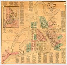 Wisconsin City Map by Have You Even Seen This Side Of Eau Claire Wisconsin