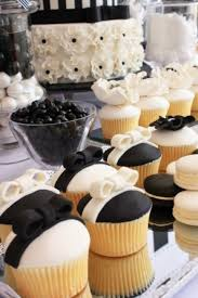 Black And White Candy Buffet Ideas by 56 Elegant Black And White Wedding Dessert Tables Happywedd Com