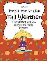 110 best fall theme images on kindergarten teaching
