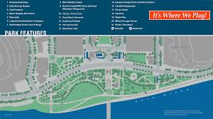 Ohio River On Us Map by Smale Riverfront Park Map U0026 Walking Tour Cincinnati Parks Foundation