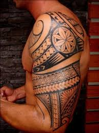top 15 tribal arm tattoos styles at