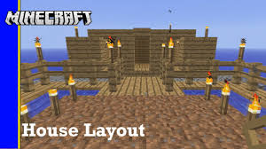 minecraft skyblock survival house layout episode 13 youtube