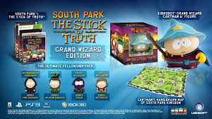 amazon com south park the stick of truth grand wizard edition
