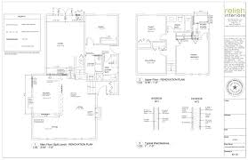 architecture drawing kit interior design