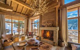 Log Home Interior Designs Rustic Interior Design Styles Log Cabin Lodge Southwestern