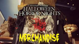 halloween horror nights pass halloween horror nights 2016 merchandise youtube