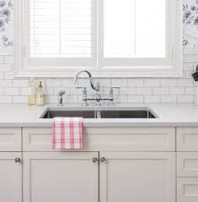 moen u0027s waterhill high arc kitchen faucet vanessa francis design