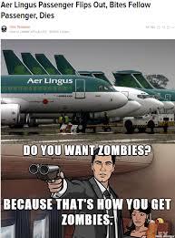 Danger Zone Meme - zombie danger zone meme on imgur