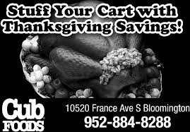 Cub Foods Hours Thanksgiving Up For Thanksgiving Cub Foods