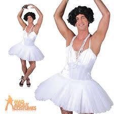mens funny fat fairy ballerina halloween costume ebay