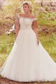 wedding dresses for larger brides plus size wedding dresses bridal gowns hitched co uk