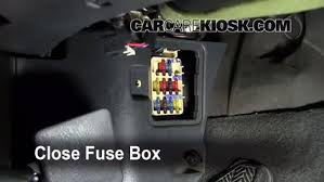 toyota corolla fuse box location interior fuse box location 1993 1997 toyota corolla 1996 toyota