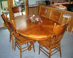 antique dining room table chairs furniture chair wonderful round oak table and chairs kitchen wood