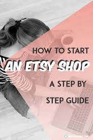 How To Start A Decorating Business From Home Tips On Starting Your Own Etsy Shop Etsy Shopping And Business