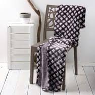 boutis canapé jeté de lit couvre lit et boutis pas cher à prix auchan