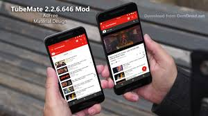 apk modded tubemate 2 2 6 646 apk modded adfree material design version 2 2 6 646