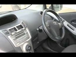 2008 toyota yaris manual 2009 toyota yaris ncp91r my10 yrs quicksilver manual hatchback
