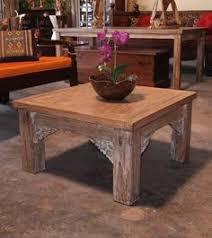 bali style coffee table carved bali style teak console table gado gado gado gado