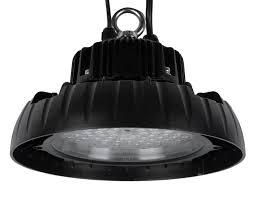 Led High Bay Light Fixture 17 000 Lumens Just 100 Watt Led High Bay Ufo Light Series