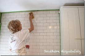 Gallery Beautiful Installing Subway Tile Backsplash Tiling - Tiling a backsplash