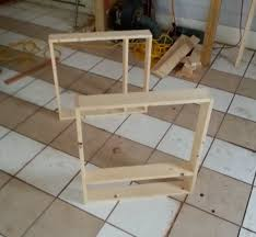 How To Build Wooden Outside Chairs by How To Build A Simple Diy Outdoor Patio Lounge Chair