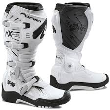 mx boots for sale forma dominator tx 2 0 motorcycle mx cross boots white forma
