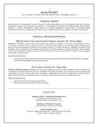 Sample Training Resume by Dog Trainer Cover Letter