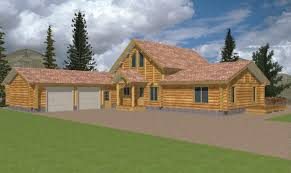 Log Home Design Online 14 Amazing Small House Plans With Attached Garage Building Plans
