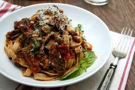 braised short rib pasta