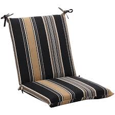 Striped Patio Chair Cushions by Chair Cushions Outdoor Modern Chairs Design