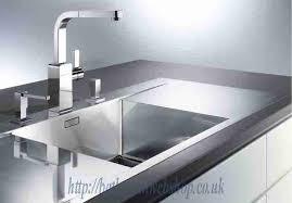 Flow STEELART Kitchen Sinks BLANCO Flow  SIF STEELART Stainless - Kitchen sinks blanco