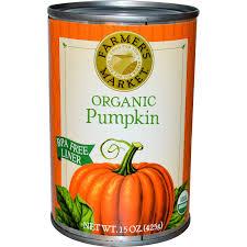 farmer u0027s market foods organic pumpkin 15 oz 425 g iherb com
