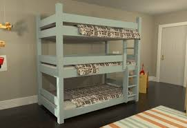 Bed Rail For Bunk Bed Maine Bunk Beds Bunk Bed Inhabitots