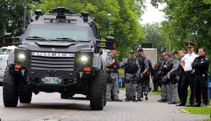 tactical vehicles for civilians pr problem with police u0027s new armoured vehicle not solved with a
