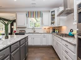 Contrasting Kitchen Cabinets Captivating Kitchens Eastwood Homes