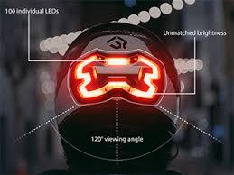 Motorcycle Helmet Lights Brakefree The Smart Brake Light For Motorcyclists Indiegogo