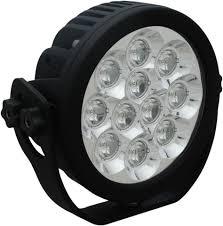 round led driving lights 6 round explorer led driving light 55 watt 60 extra wide beam