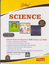 golden science a book with a difference class vii a book