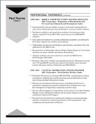 Subject Matter Expert Resume Samples by Sample Diy Resume Prepared By A Jobseeker Using The Book