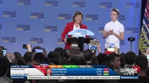 Christy Clark Cabinet B C Election Results Humbling Says Christy Clark Globalnews Ca
