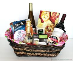 gift baskets free shipping wine canada with 6890 interior